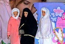 lalki barbie moda egipska / o lalkach z krajów arabskich