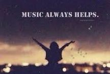 """Müzik Hayattır. / """"...müziğin sesini açmalısınız."""""""