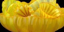 Seaforms / Chihuly's Seaform Series