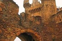 Towers castles inspiration