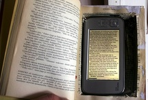 Where is your eReader? / Pin your favourite (or weirdest) places to use your ebook reader! / by Thinking Plainly