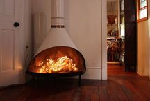 Fire, fire, fire. / The very best of fireplaces, fire pits and grills.  / by Porchdotcom