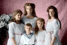 Romanovs / I've always had an OTMAA thing