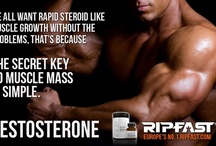 Ripfast Training Supplements / Check out the full cutting edge supplement range at ripfast.com
