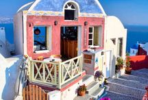 Greece / mykonos santorini whateverland
