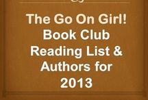 Go On Girl! Book Club 2013 Reading List