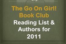 Go On Girl! Book Club 2011 Reading List