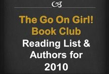 Go On Girl! Book Club 2010 Reading List