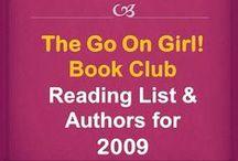 Go On Girl! Book Club 2009 Reading List / The Go On Girl! 2009 Reading List and Authors