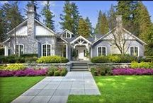 Curb Appeal / The front of your home should make an impact!  / by Porchdotcom