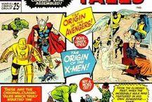 Marvel/DC & other comics / by Geneva Bringardner-Deville
