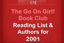 Go On Girl! Book Club 2001 Reading List / The Go On Girl! Book Club 2001 Reading List & Authors