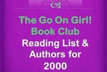 Go On Girl! Book Club 2000 Reading List / The Go On Girl! Book Club 2000 Reading List and Authors.