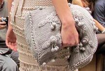 Crochet, knit, embroidery - it is beautiful