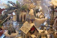 Christmas decorating / Christmas Ideas
