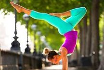Yoga Poses / Enliven your days with the benefits of yoga. Discover poses to complement your mood, calm your mind and achieve balance in your body.