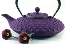 Tea Pots / A collection of beautiful tea pots from around the world, from traditional to artistic to modern.