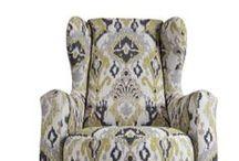 Perkoz / home armchair