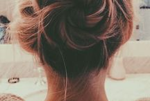 Hair and Nails / Hairstyles & colour <3