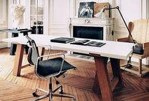 {For The Workers} / Office and Work Space Inspiration