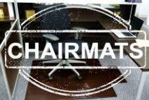{Anji Mountain: Chairmats} / Eco-friendly Chairmats