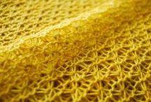šátky šály / by Katrincola yarn