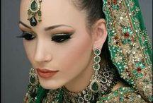 Asian brides Makeup / asian brides makeup  / by ¸¸★☆·.•*A♏e♥iã*•.·☆★¸¸