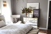 Bedroom Décor / Décor for the bedrooms <3
