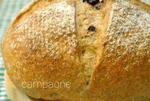 bread / 手作りパン