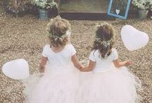 Little Guests / Gorgeous outfits and ideas for flower girls and page boys.