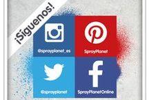 Anuncios, Promociones y Ofertas / Atención: Para más información sobre la duración y condiciones de las mismas contacta con tienda@sprayplanet.com