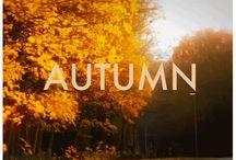 Autumn / Fall in love