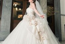Wedding Dress / ハワイでの挙式に着たいドレス