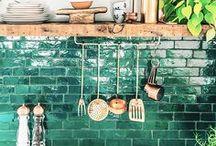 Beautiful Home Decor / Creating a hospitable environment