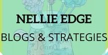 Nellie Edge Blogs & Strategies / Here I share my blogs and strategies for growing kindergarten writers - built from my passion for joyful, meaning-centered learning, rich in the arts. Find tons of FREE resources and inspiration!