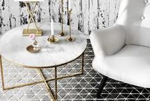 Home Styling / Styling ideas for the home inspired by chic, contemporary & industrial looks.