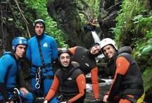 BARRANQUISMO BIERZO / Disfruta del descenso de barranco con total seguridad. Pasarás un día inolvidable y muy refrescante. www.bierzonatura.es