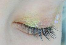 colours / make-up.