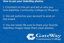 Fan Board / by GateWay Community College