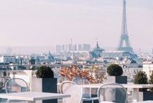 Paris / Guide on where to go and what to do in the city of love!
