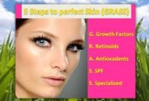Treatments at Synergy / Secrets to Perfect Skin and the treatments we use at Synergy