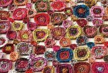 Crochet Scarf's / Shawl's