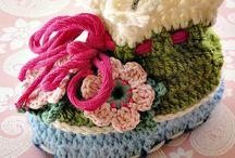 Crochet Socks / Shoes