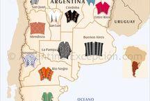 Argentine / Paysage et vie de tous les jours