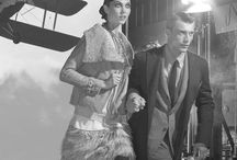 great gatsby /  twenties-thirties glamour inspiration