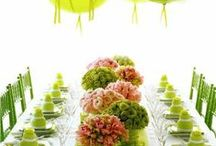 Spring Inspiration / Spring is one of our favorite party seasons!  Spring is a time to celebrate rebirth, rejuvenation, renewal, resurrection and regrowth.  Here are just a few of our favorite Spring things. #partysacramento