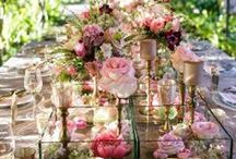 Event Styling / Event styling ideas for every occasion. Weddings, bridal showers, birthday's & engagements. Inspired by boho & whimsical styling.