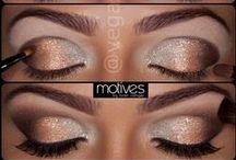 Make-Up / Make-up inspiration, tips & tricks.