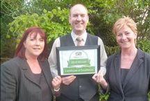 Award-Winning Food At The Lodge Hotel