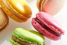 Les macarons de la Maison Caffet / Irrésistibles macarons ultra généreux